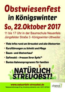 Obstwiesenfest in Königswinter @ Baumschule Neuenfels | Königswinter | Nordrhein-Westfalen | Deutschland